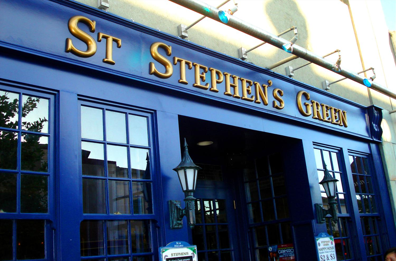 Stephens Green All Sports Irish Bar And Restaurant